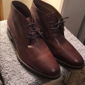 Cole Haan Boots. Men's 11. Worn once indoors.